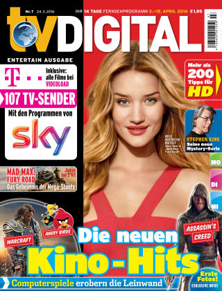 TV DIGITAL Entertain 07