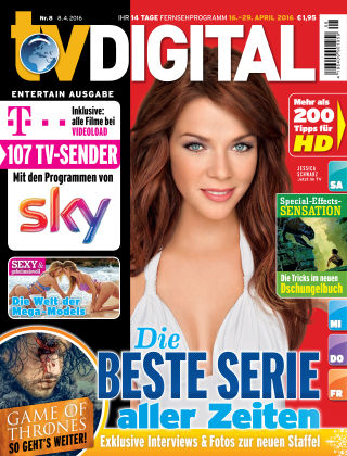 TV DIGITAL Entertain 08