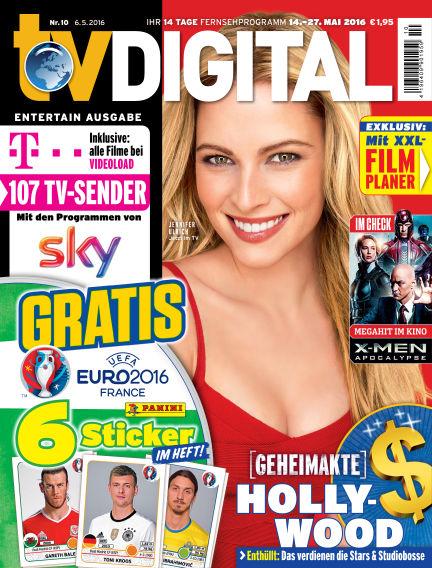 TV DIGITAL Entertain May 06, 2016 00:00