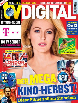 TV DIGITAL Entertain 16