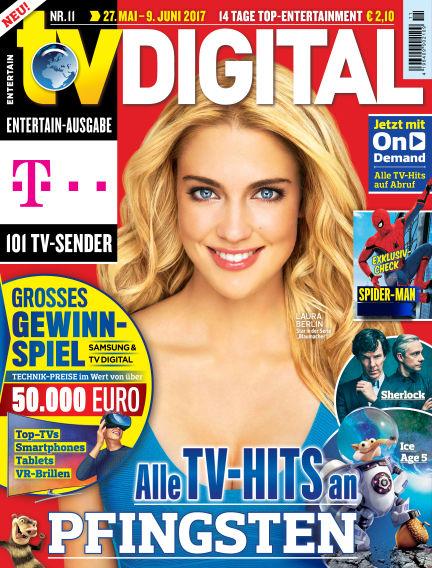 TV DIGITAL Entertain May 19, 2017 00:00