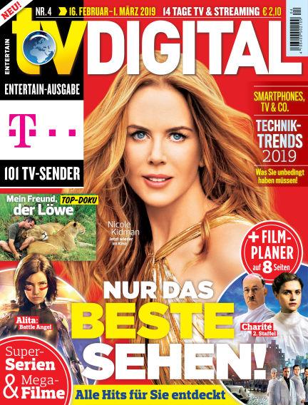 TV DIGITAL Entertain February 08, 2019 00:00