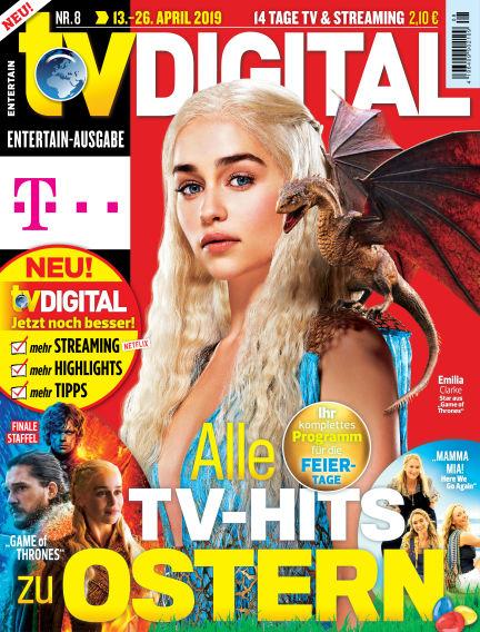 TV DIGITAL Entertain April 04, 2019 00:00