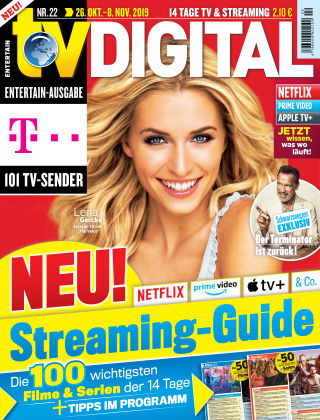 TV DIGITAL Entertain 22