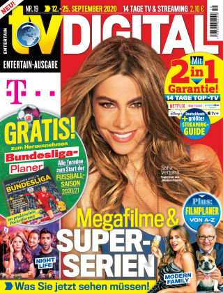 TV DIGITAL Entertain 19