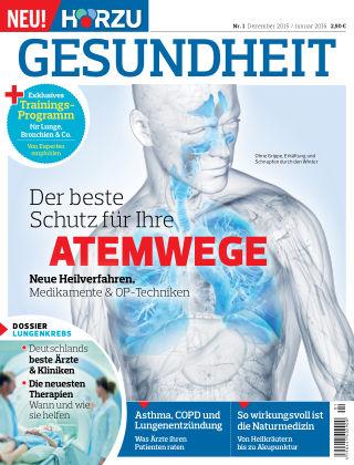 HÖRZU Gesundheit NR. 01 2015