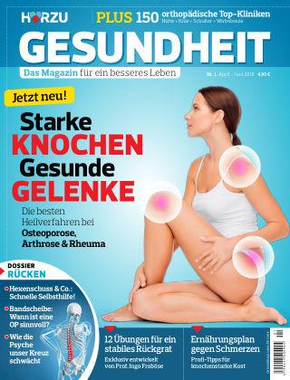 HÖRZU Gesundheit NR 01 2016