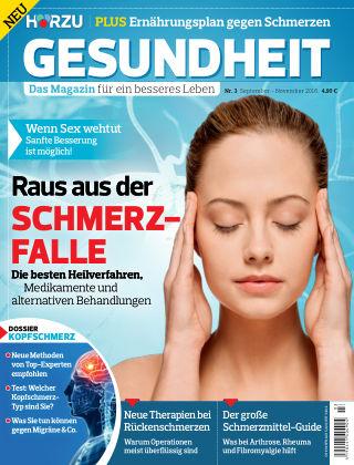 HÖRZU Gesundheit Nr. 03 2016