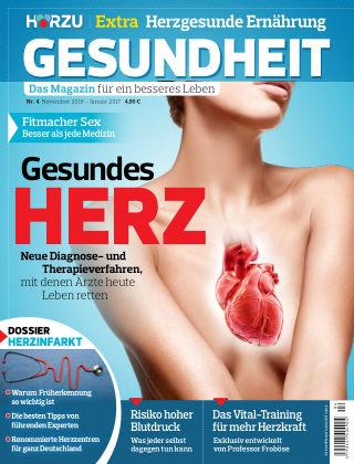 HÖRZU Gesundheit 04 2016