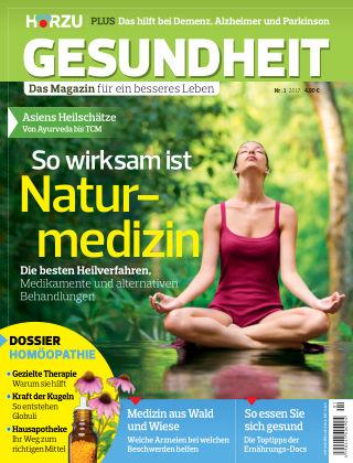 HÖRZU Gesundheit 01 2017
