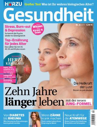 HÖRZU Gesundheit 04 2017