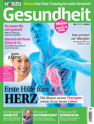 HÖRZU Gesundheit 01 2019