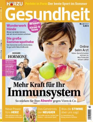 HÖRZU Gesundheit 02-2021