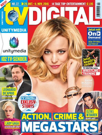 TV DIGITAL UNITYMEDIA October 21, 2016 00:00