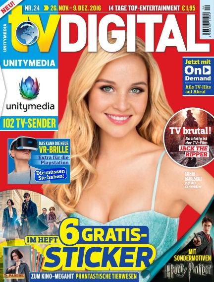 TV DIGITAL UNITYMEDIA November 18, 2016 00:00