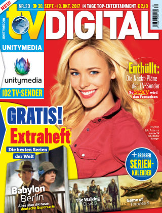 TV DIGITAL UNITYMEDIA 20