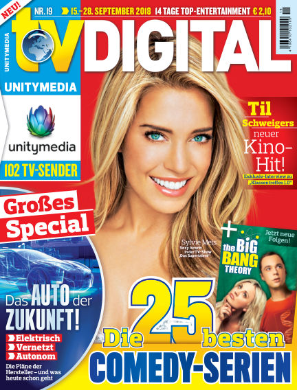 TV DIGITAL UNITYMEDIA September 07, 2018 00:00