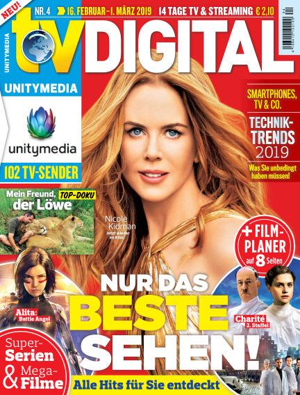 TV DIGITAL UNITYMEDIA February 08, 2019 00:00