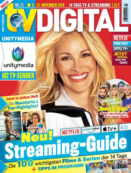 TV DIGITAL UNITYMEDIA October 31, 2019 00:00