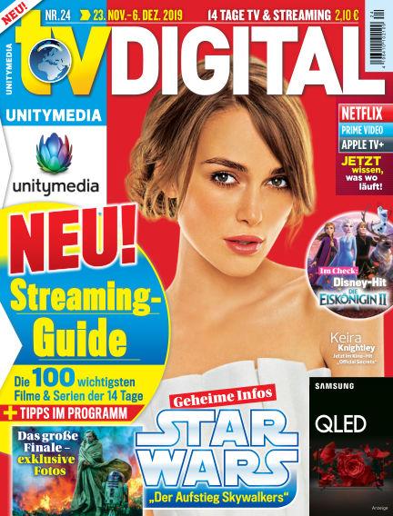 TV DIGITAL UNITYMEDIA November 15, 2019 00:00
