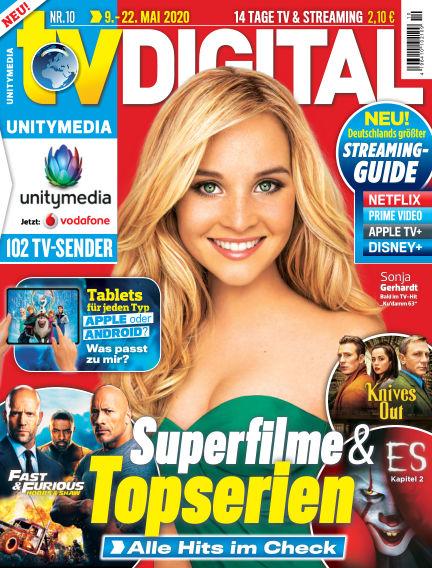 TV DIGITAL UNITYMEDIA April 30, 2020 00:00