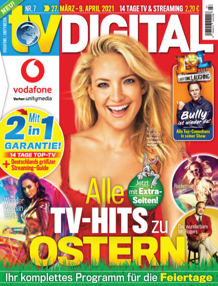 TV DIGITAL UNITYMEDIA March 18, 2021 00:00