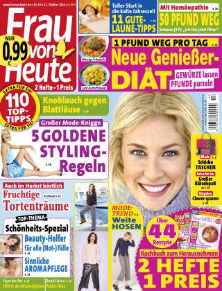 FRAU von HEUTE NR43-16