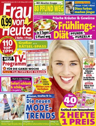 FRAU von HEUTE NR09-17