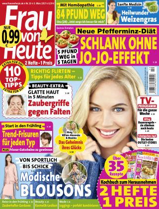 FRAU von HEUTE NR10-17