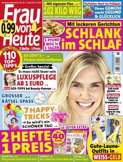 FRAU von HEUTE April 07, 2017 00:00