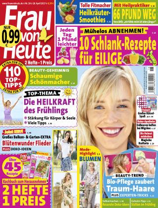 FRAU von HEUTE NR18-17