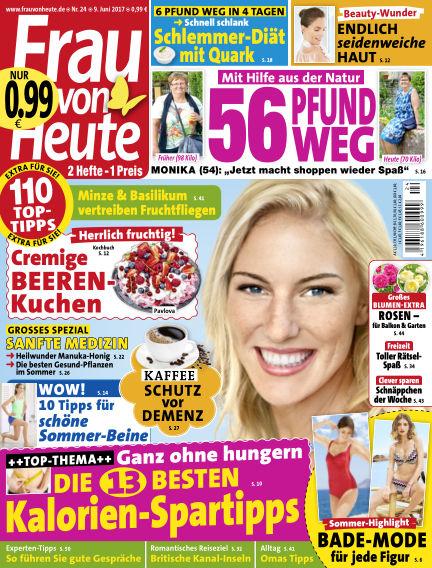 FRAU von HEUTE June 09, 2017 00:00