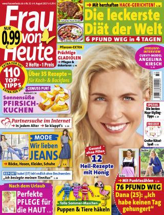 FRAU von HEUTE NR32-17