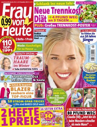 FRAU von HEUTE NR01-18
