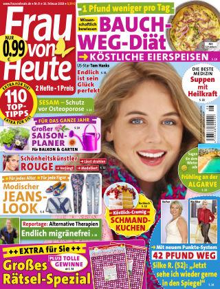 FRAU von HEUTE NR08-18