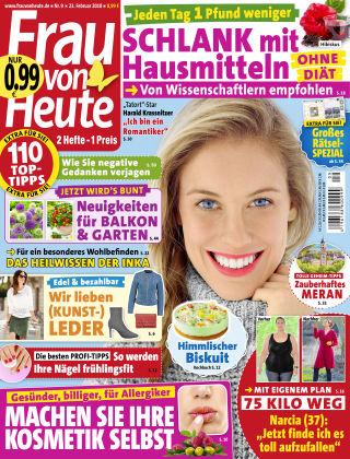 FRAU von HEUTE NR09-18