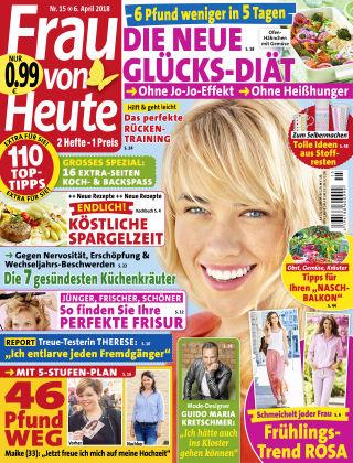 FRAU von HEUTE NR15-18