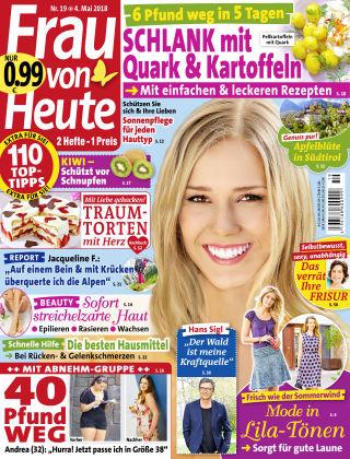 FRAU von HEUTE NR19-18