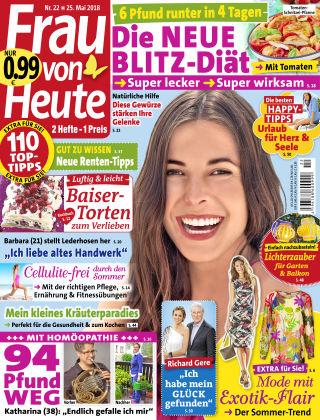 FRAU von HEUTE NR22-18