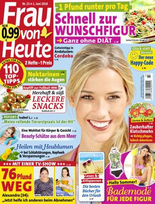 FRAU von HEUTE NR23-18