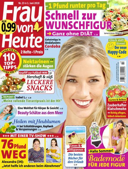 FRAU von HEUTE June 01, 2018 00:00