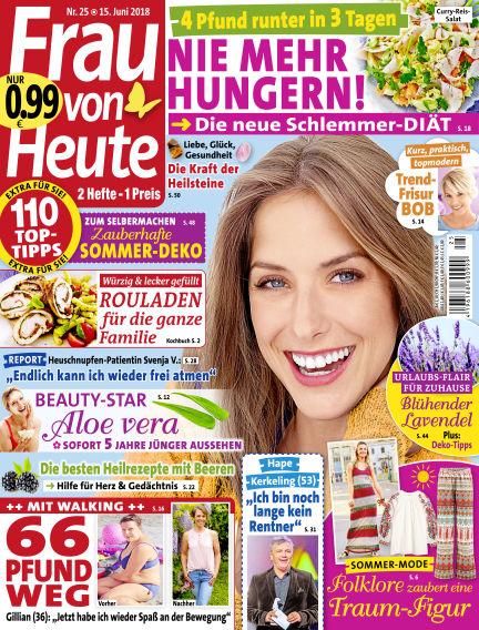 FRAU von HEUTE June 15, 2018 00:00