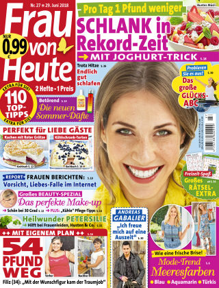 FRAU von HEUTE NR27-18