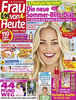 FRAU von HEUTE NR30-18
