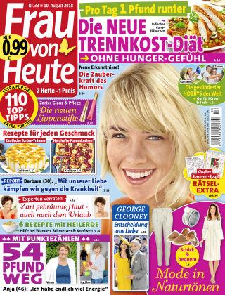FRAU von HEUTE NR33-18