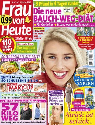 FRAU von HEUTE NR41-18
