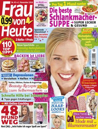 FRAU von HEUTE NR45-18