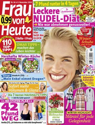 FRAU von HEUTE NR46-18