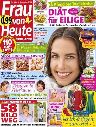 FRAU von HEUTE NR50-18