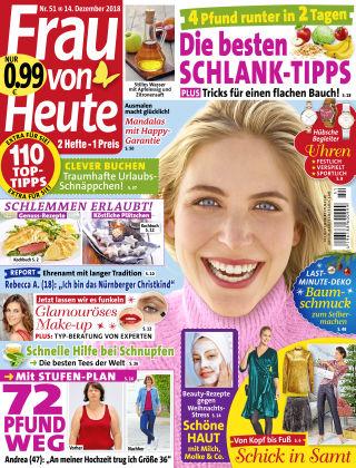 FRAU von HEUTE NR51-18